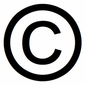 Copy right symbol